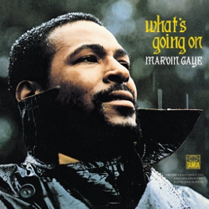 "Marvin Gaye ""What's Going On"" high res cover art"
