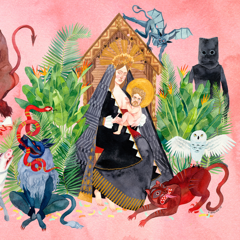 Father John Misty – I Love You, Honeybear: Round 89, Nick's choice