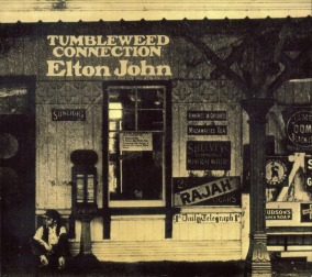 Elton John - Tumbleweed Connection-Front